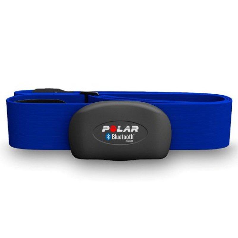 Transmissor de Frequência Cardíaca H7 Polar Smart Bluetooth Azul Compatível com Monitor M400