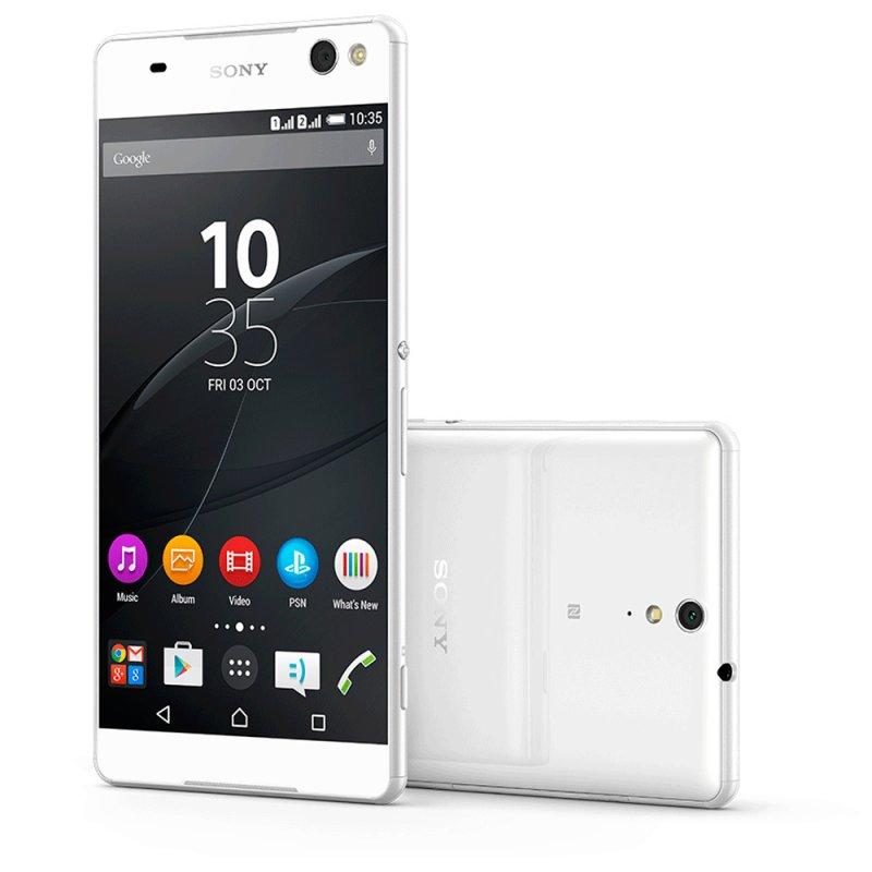Smartphone Sony Xperia C5 Ultra Dual E5563 6 ´ Full HD Android 5.0 13MP Rádio FM Branco / Desbloqueado E5563 Dual Branco