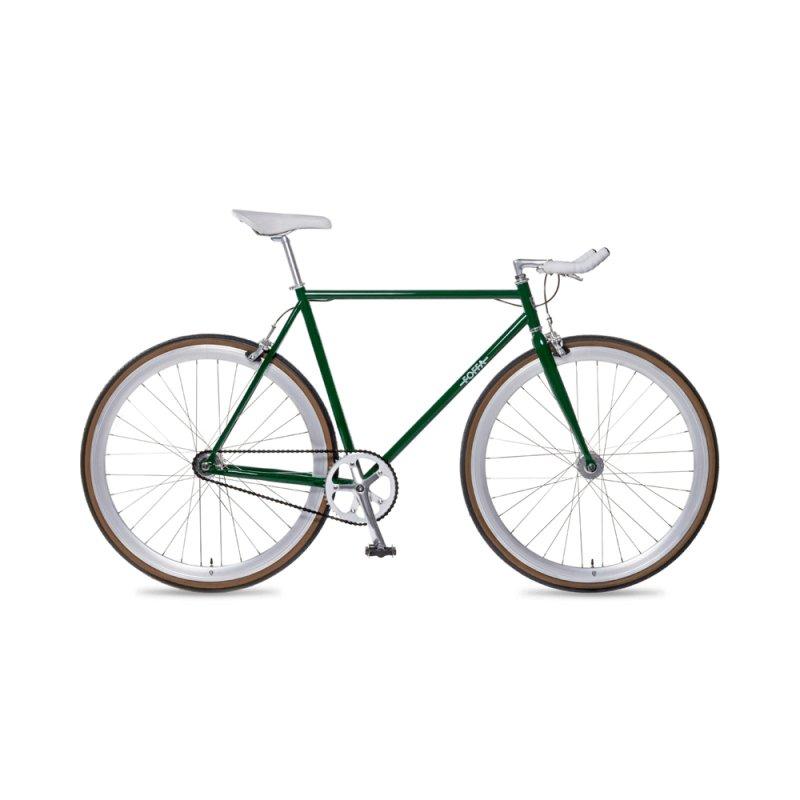 Bicicleta Single Speed Foffa Bikes P.48CM SSGREENS 1 Marcha Verde 15456 - 2A