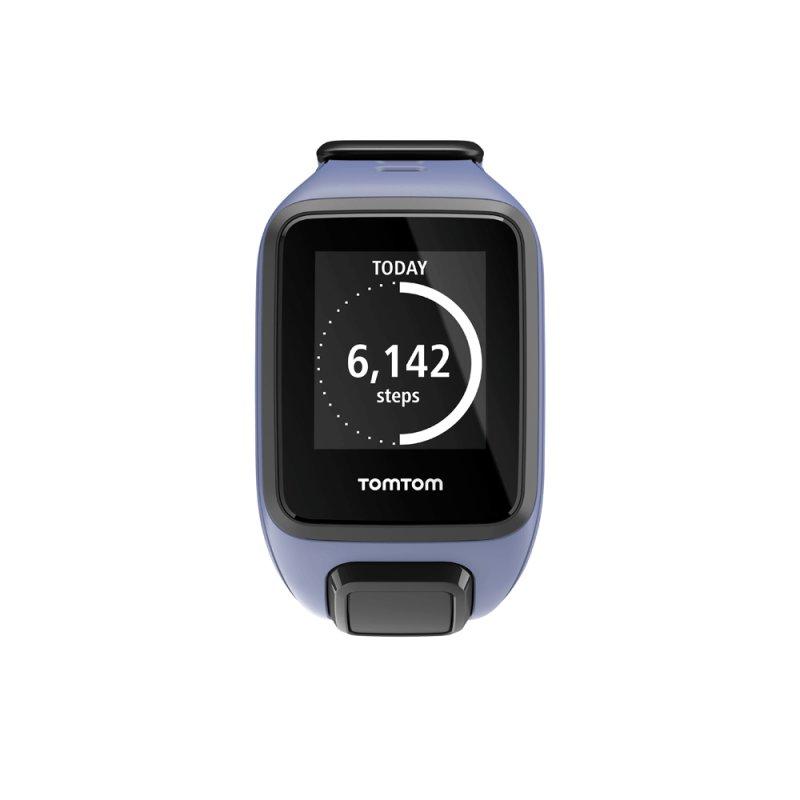 Relógio TomTom Spark Roxo Tamanho S com GPS e Monitor de Atividades