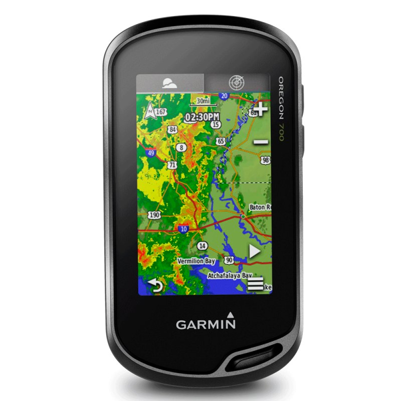 GPS Esportivo Garmin Oregon 700 1,7GB Touchscreen com Wi - Fi