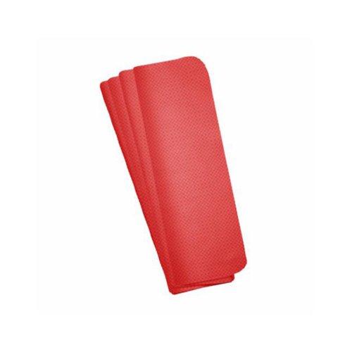 Toalha Guga Kuerten 1787C / Alta absorção / Seca rápido / Vermelha