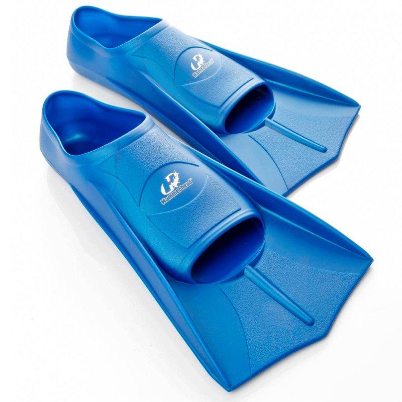 Nadadeira HamerHead Silicone Training Fins 43 - 44 Azul Royal 1586